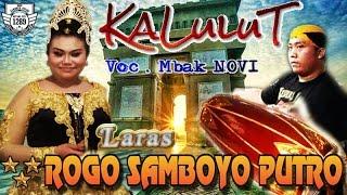Jaranan Rogo Samboyo Putro Lagu KALULUT    Traditional Dance & Music Of Java