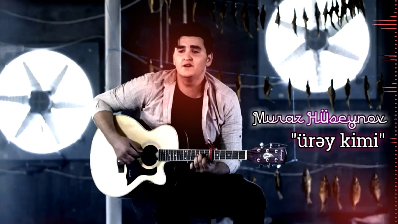 Muraz Huseynov - Urey Kimi (Cover 2019) CANLI
