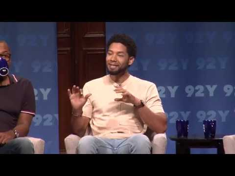 LIVE STREAM  with Empire's Jussie Smollett, Lee Daniel & Bryshere Gray 92Y on Demand