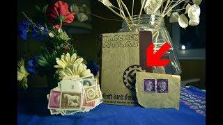 Lostplaces: Nazi - Relikte im Waldhaus gefunden /Komplett eingerichtet