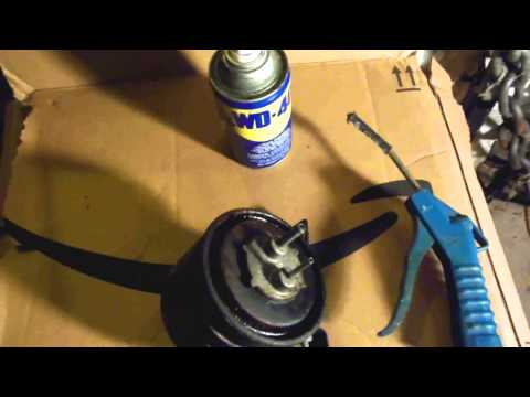 Buick T Type Parts - Unclog a Charcoal Fuel Vapor Canister - EASY FIX