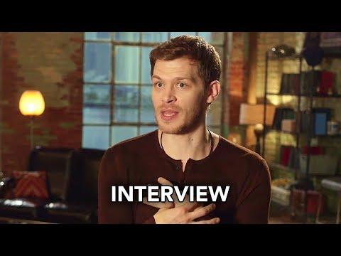 The Originals Season 5 - Joseph Morgan Interview (HD) Final Season