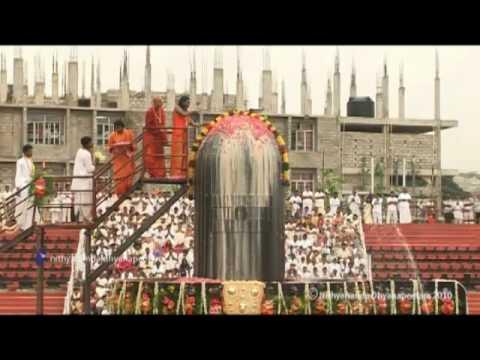 25 Jul 2010: Guru Purnima celebrations at Nithyananda's India Ashram