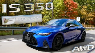 Review: 2021 Lexus IS 350 F Sport AWD - Is it Improved Enough?