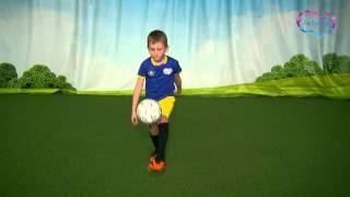 Жонглирование. Футбольные фишки от