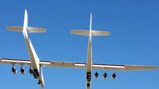 Stratolaunch first flight!!!