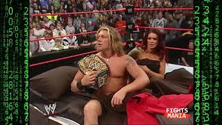 Ric Flair & Lita, Edge and John Cena Segment on WWE RAW 2006