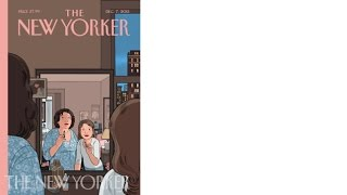 Ira Glass Narrates an Animated New Yorker Cover