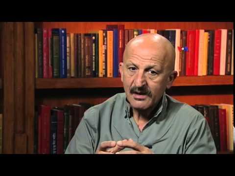 Rza Diqqəti ilə müsahibə-Interview with Reza Deghati