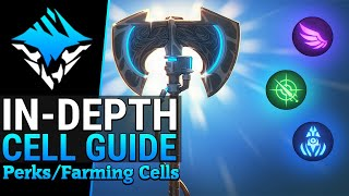 Dauntless Beginner Cell Guide Cell Perk Bonuses And Farming Cells Dauntless Patch 0 8 1 Youtube