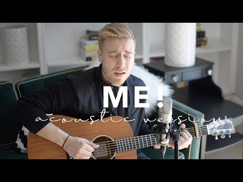 Taylor Swift - ME! Ft. Brendon Urie Of Panic! At The Disco (Acoustic Cover)