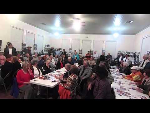 Q&A GOP Grand Saline TX Rep Flynn & Ms. Chisholm 1