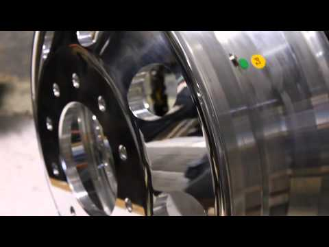 Wheel manufacturing process pdf