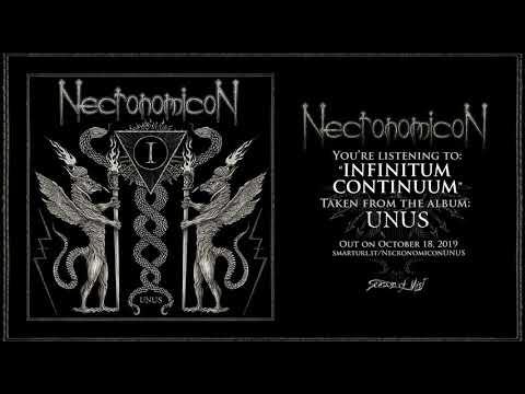 Necronomicon - Infinituum Continuum (Official Track)