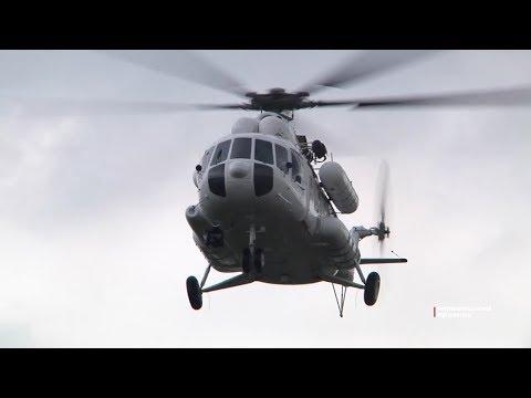 Чернівецький Промінь: Масштабні навчання: «хворого» на коронавірус буковинця гелікоптером транспортували до Києва