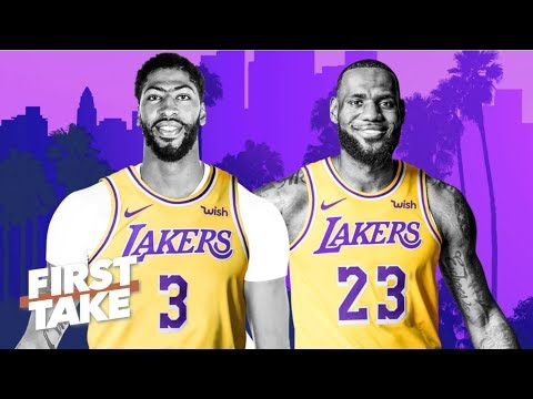 'Major bust' if the Lakers don't win a title with LeBron, Anthony Davis – Max Kellerman   First Take