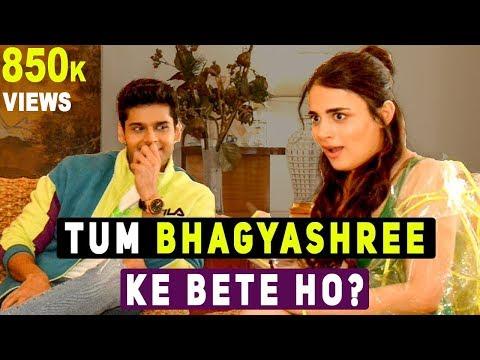 Hilarious: Radhika Madan Didn't Know She Was Acting With A Star Son  Mard Ko Dard Nahi Hota