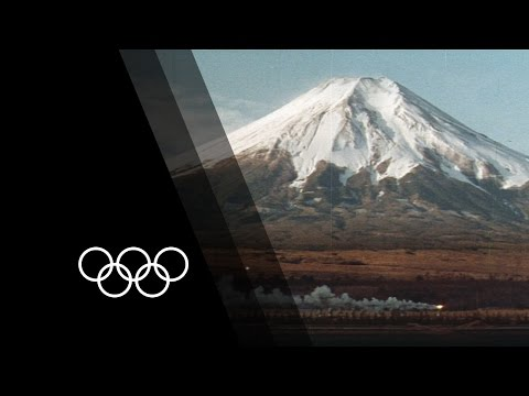 7 Things About... The Tokyo 1964 Olympics