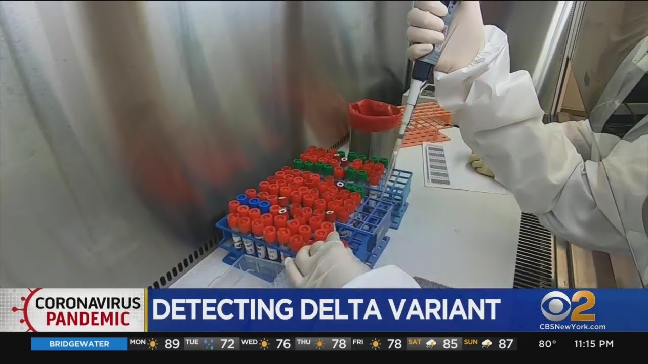 COVID rate inches up as Delta variant takes hold in CT