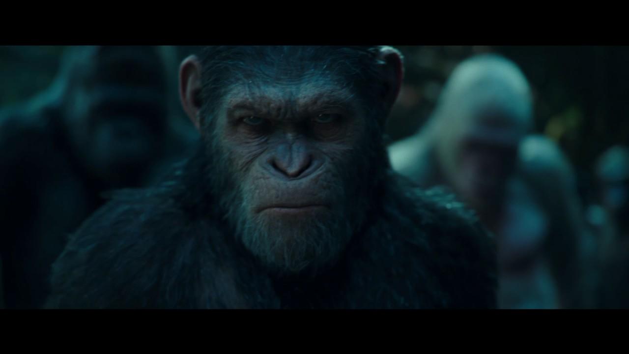War For The Planet Of The Apes / Ο Πλανήτης Των Πιθήκων: Η Σύγκρουση -Teaser Trailer