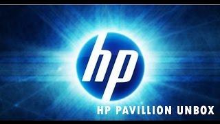 HP Pavillion AMD A-Series 15.6 Inch 8GB 1TB Laptop - Unboxing