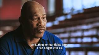 Kenny Norton; I broke Ali's jaw in the last round 'not the 1st one as they claim'