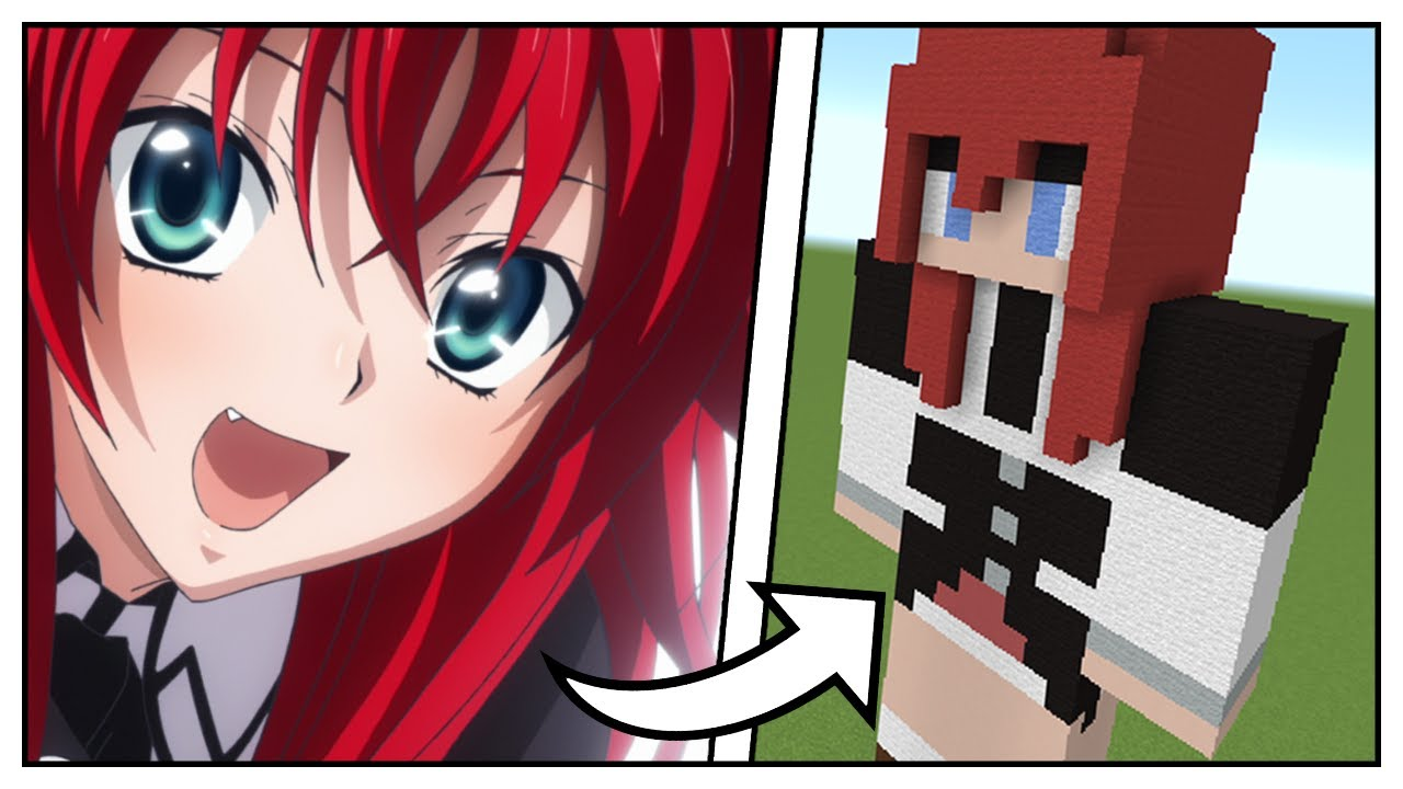 How To Build A Rias Gremory Statue High School DxD