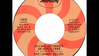 "Lennon Sisters – ""As Long As There's An Apple Tree"" (Mercury) 1968"