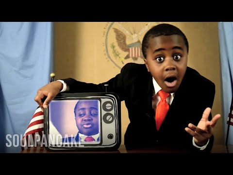 Kid President needs YOU to be Kid President!