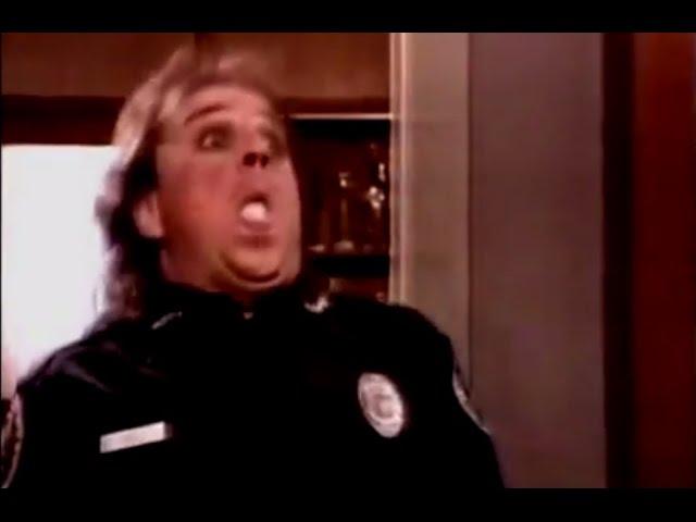 1988 Anuncio Película Loca Academia De Policía 4 Publicidad España Spain Comercial Youtube