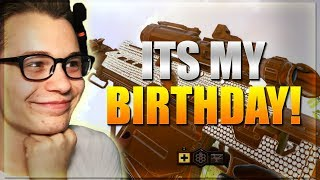 Its My 18th Birthday! + My First Black Ops 4 Clip! (Black Ops 4)