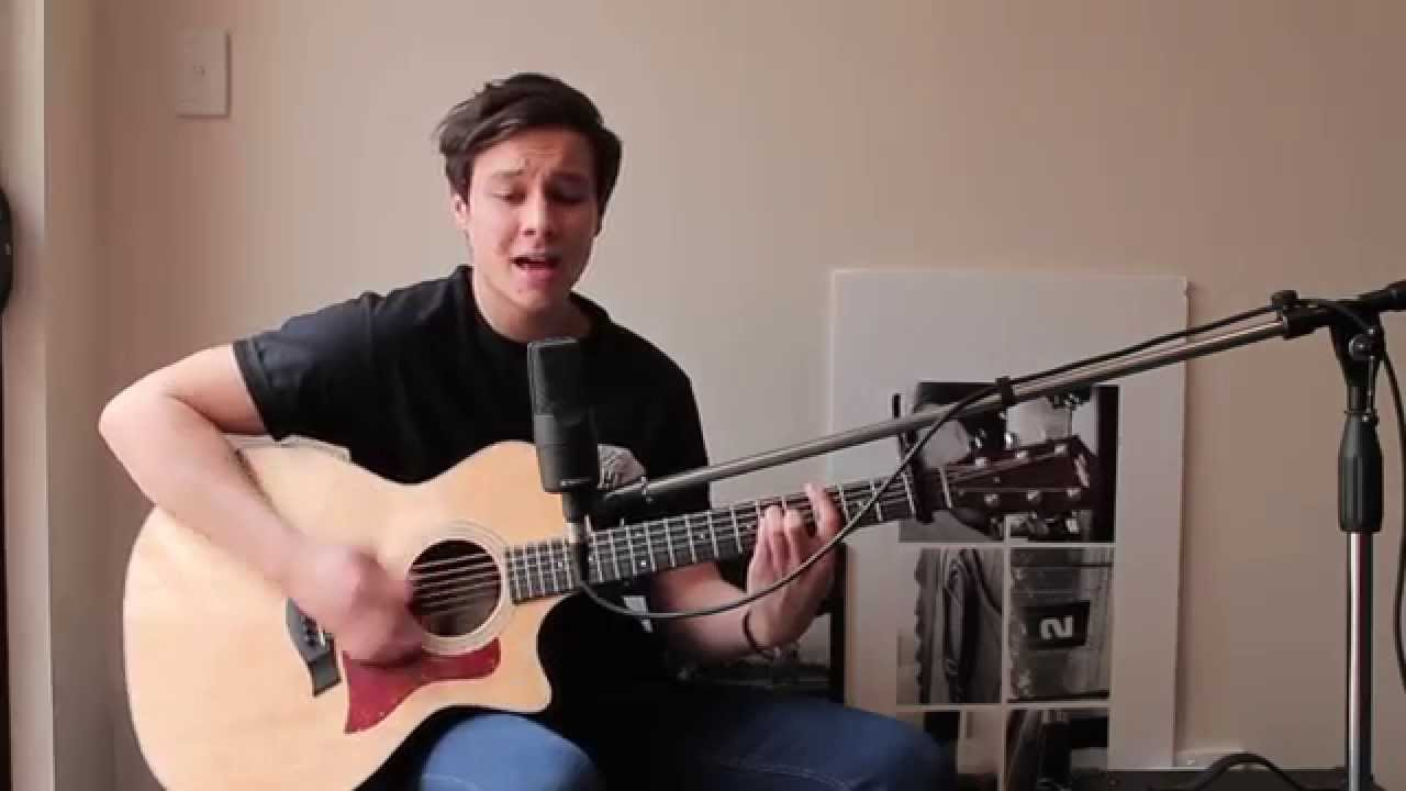 Sia - Chandelier (Acoustic Cover) - YouTube