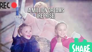 A Million Dreams Full Lyric Video(from The Greatest Showman )