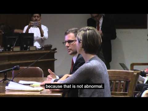 Nothing but LIES: Testimony in support of H97