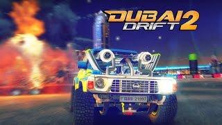 Dubai Drift 2 Trailer