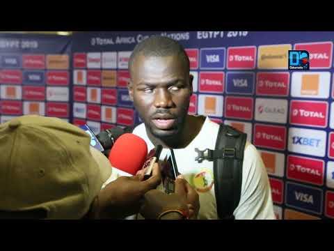 Kalidou Koulibaly : «On a montré qu'on était des hommes»