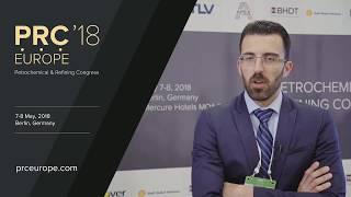 jose Antonio Gomez Santos (CEPSA) - Interview @ PRC Europe 2018, May 2018