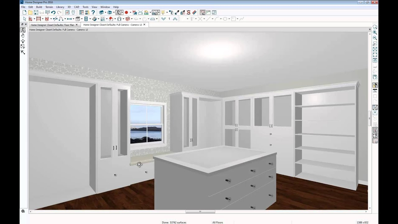Exceptional Home Designer 2016   Closet Design Webinar   YouTube