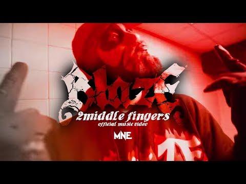 Blaze Ya Dead Homie - 2Middle Fingers Official Music Video (The Casket Factory - MNE)