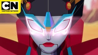 Transformers Cyberverse | Never Trust a Decepticon | Cartoon Network