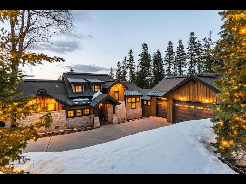 Majestic Custom Mountain Estate in Park City, Utah | Sotheby's International Realty