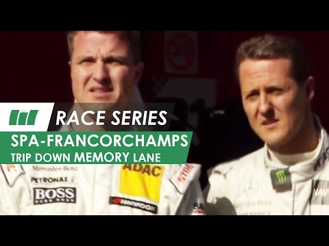 Spa residents reminisce about Belgium GP brushes | Spa-Francorchamps | RACE SERIES