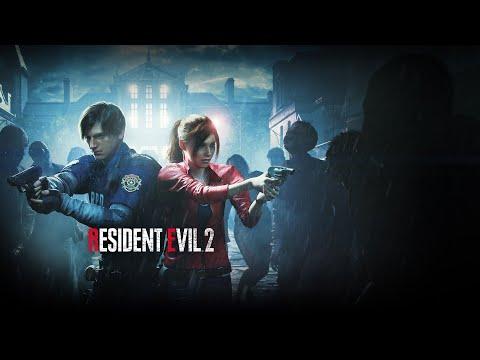 Resident Evil 2 (4K) | Leon: Shotgun, Detonator, Scepter, West Office Safe