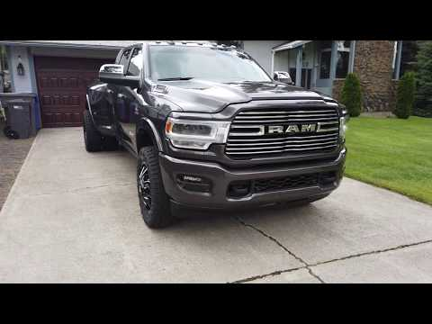 2019 Ram 3500 Dually Walkaround