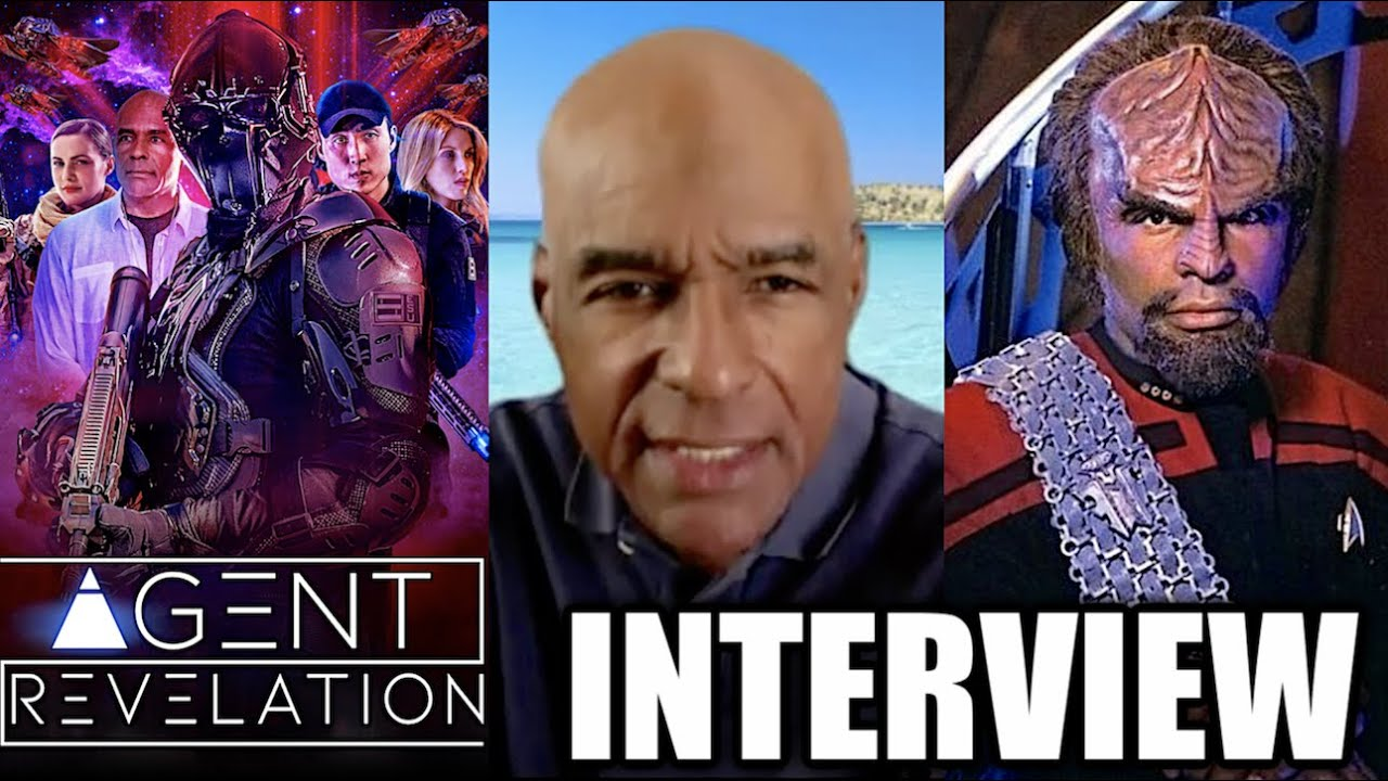 "Michael Dorn Talks Worf, Planes, ST:TNG, Star Trek: Discovery, Picard Rumors & ""Agent: Revelation"""