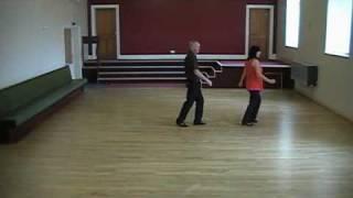 TEXAS SAMBA.  ( Line Dance )