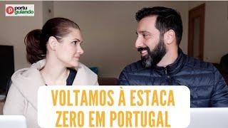 Voltamos à estaca zero em Portugal