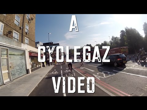 Good cycle routes london