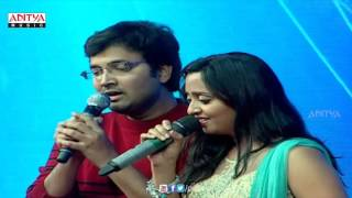 Gopemma chethilo gorumudda Song Singing by Srikrishna, Malavika || Naga Shourya,Palak Lalwani