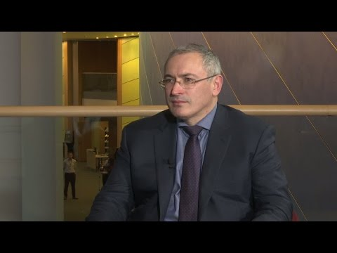 "Mikhail Khodorkovsky: ""Uliukaïev was provoked by Sechin, who uses FSB for his commercial objectives"""